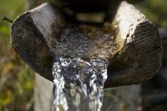 Stromend water Royalty-vrije Stock Afbeeldingen