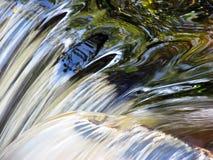 Stromend water Royalty-vrije Stock Fotografie