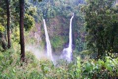 Stromg vattenfall Royaltyfria Bilder