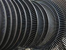 Stromgeneratordampfturbine während der Reparatur in Kraftwerk Lizenzfreie Stockfotos