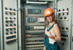 Stromkreisinstallateur #5 Stockfotografie