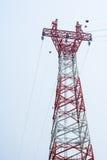 Stromleitung. Lizenzfreie Stockfotos