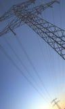 Stromleitung Stockfotos