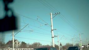 Kraftwerke auf der Straße