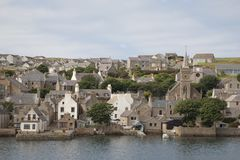 Stromness Royalty Free Stock Image