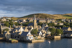 Stromness Orkney islands Royalty Free Stock Photos