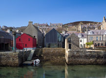 Stromness, Orkney, Scotland Royalty Free Stock Photography