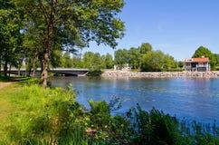 stromsnasbruk Швеция Стоковое Фото