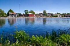 Stromsnasbruk Sweden stock photos