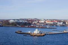 Stromstad, Σουηδία Στοκ Εικόνες