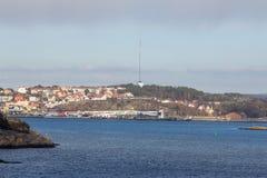 Stromstad, Svezia Fotografie Stock