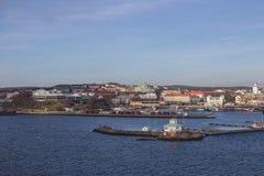 Stromstad, Svezia Fotografie Stock Libere da Diritti