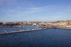 Stromstad, Svezia Immagini Stock Libere da Diritti
