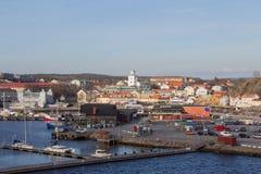 Stromstad, Svezia Immagine Stock