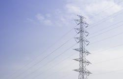 Stromversorgung Stockfotografie
