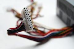 Stromversorgung-Maßeinheit Lizenzfreie Stockbilder