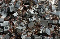 Stromversorgungkästen Stockbilder