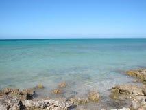 Stromy punkt, Westernmost punkt, rekin zatoka, zachodnia australia fotografia stock