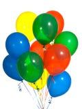 strona balonowy fotografia stock