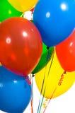 strona balonu Zdjęcia Royalty Free