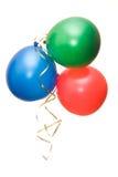 strona baloons zdjęcia stock