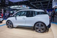 Strona BMW i3 Obraz Royalty Free