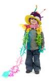 strona chłopca Fotografia Stock