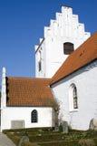 strona kościoła Obraz Royalty Free