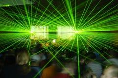 strona lasera Zdjęcie Stock