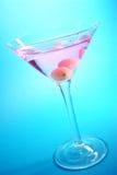 strona martini Zdjęcia Royalty Free