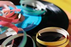 strona muzyki Zdjęcie Stock