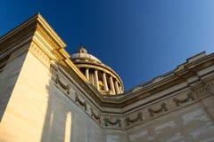 Strona Panthéon obraz stock