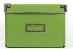 Strona pudełko Zdjęcie Stock