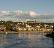 Strondheim Imagen de archivo