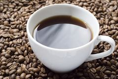 Strong coffee Stock Photography
