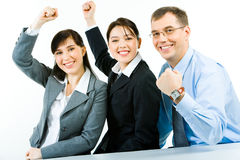 Strong company Stock Images