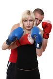 Strong defence Royalty Free Stock Image
