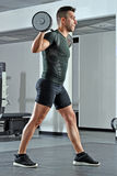 Strong fitness sport man Royalty Free Stock Photos