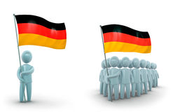 Strong Germany Royalty Free Stock Photo