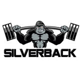 Strong gorilla cartoon. Vector illustration Royalty Free Stock Images
