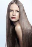 Strong healthy hair Royalty Free Stock Photos