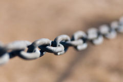 Strong link Royalty Free Stock Image