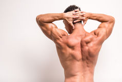 Free Strong Man Stock Image - 59845861