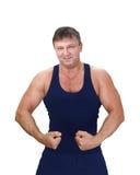 Strong man Stock Photos