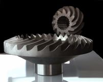 Gears, Pinion Gear Royalty Free Stock Photography