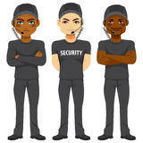 Strong Security Team Royalty Free Stock Image