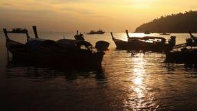Strong sun reflection on sea Royalty Free Stock Photos