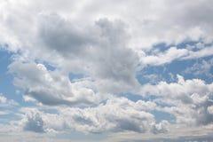 Strong sun and skies Stock Photos