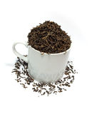Strong tea Stock Photography
