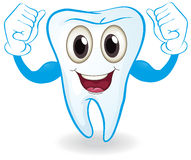 A strong tooth Stock Image